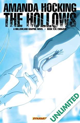 Amanda Hocking's The Hollows: A Hollowland Graphic Novel Part 10 (of 10)